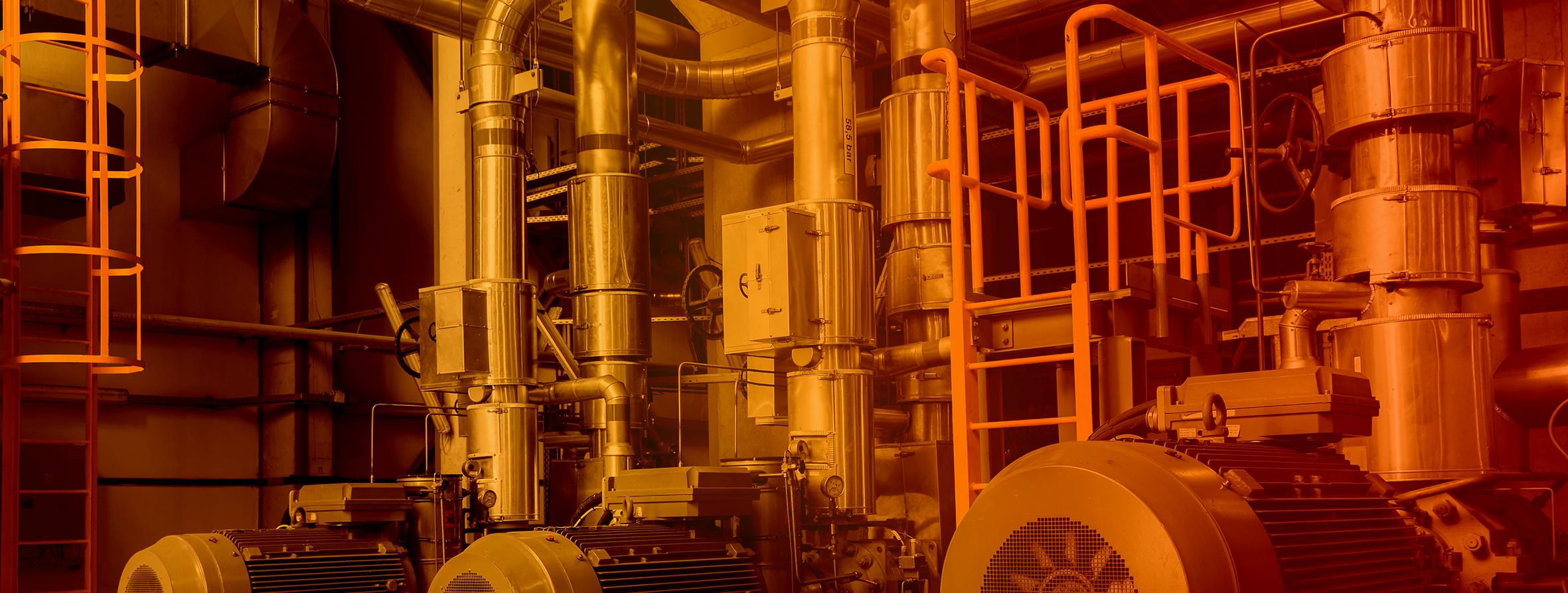 ООО «Краматорсктеплоэнерго» является ведущим предприятием города Краматорск по обеспечению тепловой энергией